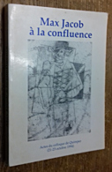 Max Jacob à La Confluence - Livres, BD, Revues