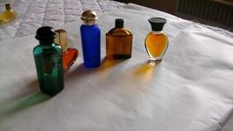 Miniature De Parfum Homme Et Femme  Lot De 5 Sans Boites N° 11 - Modern Miniatures (from 1961)