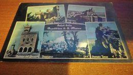 Cartolina: Repubblica Di San Marino  Viaggiata (a31) - Non Classificati