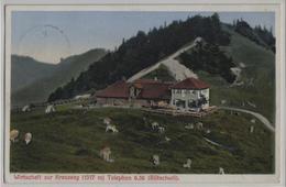 Wirtschaft Zur Kreuzegg - SG St. Gallen
