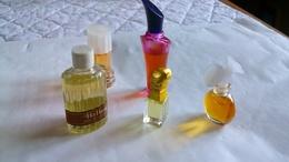 Miniature De Parfum Homme Et Femme  Lot De 5 Sans Boites N° 21 - Modern Miniatures (from 1961)