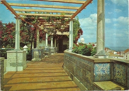 305.-  LISBOA  MIRADOURO  DE  ST.  LUZIA - Lisboa
