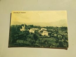 CARTOLINA PANORAMA DI TAVARONE - La Spezia