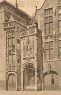 CPA - Belgique - Brugge - Bruge - La Bibliothrèque - Brugge