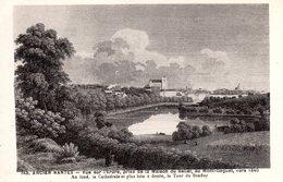 145 Ancien Nantes - Vue Sur L'Erdre, Prise De La Maison Du Ballet ...  En 1840 ... - Nantes