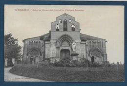 TOULOUSE - Eglise De L'Immaculée Conception ( Faubourg Bonnefoy ) - Toulouse
