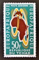EUROPAFRIQUE 1963 - NEUF ** - YT PA 11 - MI 100 - Tchad (1960-...)