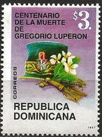 Dominican Republic 1997 Scott 1255 MNH Luperon, Military Hat - Dominicaine (République)