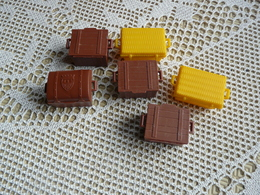 PLAYMOBIL 6 Coffres - Playmobil