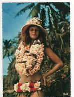 Tahiti N° 71 Tout Le Charme De La Polynésie, écrite - Polinesia Francese