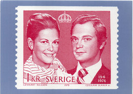1 KR SVERIGE - Lennart NILSSON - 1976 - Czeslaw SLANIA -  (110443) - Timbres (représentations)