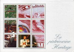 Canada - Journée Du Patrimoine - Montréal -  28 Mars 1992  (110445) - Timbres (représentations)