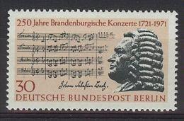 Berlín 1971. Hohann Sebastian Bach M=391 Y=368  (**) - [5] Berlin