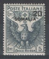 Somalie Italienne - YT 23 * - 1916 - Somalie