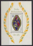Berlín 1976. Navidad M=528 Y=495  (**) - Blocks & Kleinbögen