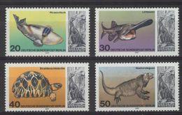 Berlín 1977. Zoo De Berlin M=552-55 Y=514-17  (**) - [5] Berlin