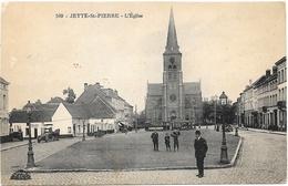 Jette-St-Pierre NA5: L'Eglise ( Tramway ) - Jette