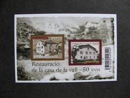TB Feuille D'Andorre N° F721, Neuve XX. - Unused Stamps
