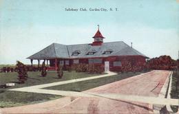 Alte  AK  GARDEN CITY / New York / USA   - Salisbury Club -  Gelaufen 1910 - Other
