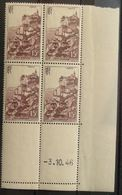 FRANCE   Coins Datés Du N° 763 N**  Cote 27€ - 1940-1949
