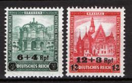 Germania Reich 1932 Unif.439/40 **/MNH VF - Germania
