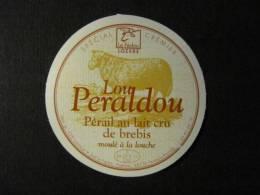 48702A - étiquette De Fromage De Brebis - Bergeronnette - Hures La Parade - Lozère - Kaas