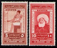 EGYPT 1928 - SET MH* - Egypt