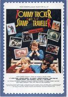 "Timbres Reproduits Sur Affiche De Film ""Tommy Tricker And The Stamp Travelle  (110451) - Timbres (représentations)"