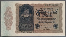 P78 Ro77 5000 Mark 19.11.1922 UNC NEUF!!! - 5000 Mark