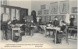 Brugelette NA16: Ecole Normale Et Pensionnat Des Soeurs De L'Enfant-Jésus. Section Professionnelle - Brugelette