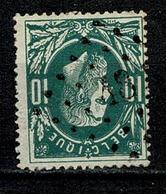 Belg.  30  Pt 48  Bouillon  COBA + 6 - 1869-1883 Léopold II