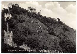 MAROSTICA - CASTELLO SUPERIORE - VICENZA - 1960 - Vedi Retro - Vicenza