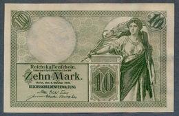 P9 Ro27b 10 Mark 06-10-1906. UNC NEUF!!! - 1871-1918: Deutsches Kaiserreich