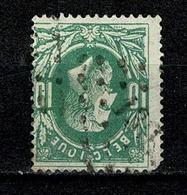 Belg.  30  Pt 130  Florennes  COBA + 8 - 1869-1883 Leopold II