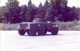 CDEB Saumur 1980 -  Automitrailleuse M8 - Documenti