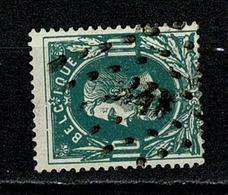 Belg.  30  Pt 148  Ghistelles  COBA + 12 - 1869-1883 Leopold II