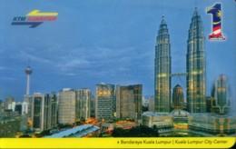 Malaysia Transport Cards, (1pcs) - Malaysia
