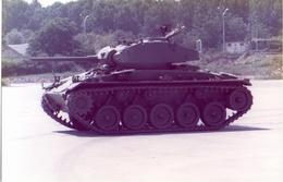 CDEB Saumur 1980 -  M24 Chafee (1) - Documents