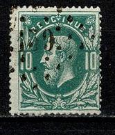 Belg.  30  Pt 159  Gingelom  COBA + 12 - 1869-1883 Leopold II
