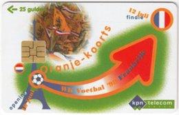 NETHERLANDS B-379 Chip Telecom - Sport, Soccer - Used - Netherlands