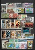 POLYNESIE - PETITE COLLECTION POSTE AERIENNE **/* MNH/MLH - COTE = ENV.700 EUROS - - Collections, Lots & Séries