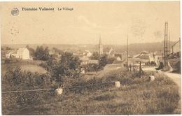 Fontaine Valmont NA3: Le Village 1929 - Merbes-le-Château