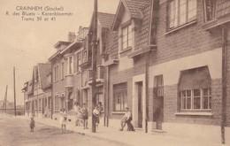 Kraainem Rue Des Bleuets Trams 39 Et 41 - Kraainem