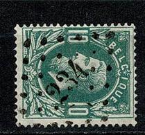 Belg.  30  Pt 234 Manage COBA + 3 - 1869-1883 Leopold II