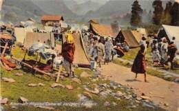 Inde / Kashmir - 08 - Amarnath Pilgrims Camp - Inde