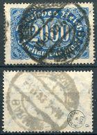 D. Reich Michel-Nr. 253a Vollstempel - Geprüft - Deutschland