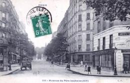 75 - PARIS 20 - Avenue Du Pere Lachaise - Societe Generale - Arrondissement: 20
