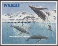 BRITISH ANTARCTIC TERRITORY  Michel BLOCK 4 Very Fine Used - Territoire Antarctique Britannique  (BAT)