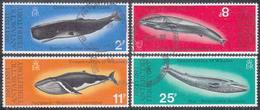 BRITISH ANTARCTIC TERRITORY  Michel  64/67 Very Fine Used - Territoire Antarctique Britannique  (BAT)