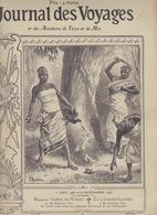 2 EME SEMESTRE 1908 - JOURNAL  Des VOYAGES - TOME 24  - 1er Juin Au 30 Novembre 1908 - VOIR TABLE DES ARTICLES - Periódicos